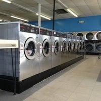 Photo taken at Stanley's Laundromat by Lynn P. on 12/21/2013