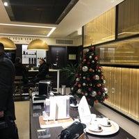 12/22/2017 tarihinde Лариса Б.ziyaretçi tarafından Nespresso'de çekilen fotoğraf