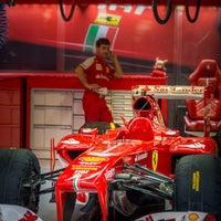 Photo taken at Autodromo Nazionale di Monza by Francesco C. on 9/8/2013