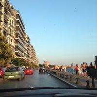 Photo taken at Thessaloniki by Costa-Costa on 6/9/2013