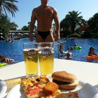 Photo taken at Pool Bar by Виктор К. on 7/30/2013