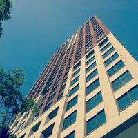 Photo taken at Cidade Jardim Corporate Center by Jeffy S. on 4/26/2013