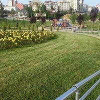 Photo taken at Botaş Parkı by Kezban D. on 5/21/2013