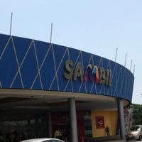 Photo taken at Centro Sambil Maracaibo by Andres G. on 5/18/2013