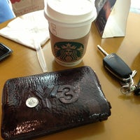 Photo taken at Starbucks by naser A. on 5/26/2013