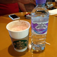 Photo taken at Starbucks by naser A. on 5/25/2013
