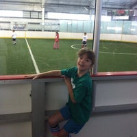 Photo taken at Idaho Soccer Center by Jeannie R. on 5/17/2014