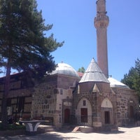 Photo taken at Seyyid Harun Veli Camii ve Türbesi by Salih Ö. on 6/14/2014