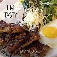Photo taken at seoga & cook by 방 경. on 10/5/2013