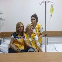 Photo taken at kemer Devlet Hastanesi by . on 5/24/2015