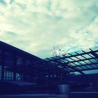 Photo taken at Copenhagen Airport (CPH) by Romy K. on 8/14/2013