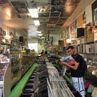 Photo taken at Oak Park Records by Mike M. on 7/9/2013