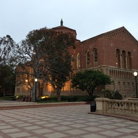 Photo taken at UCLA Powell Library by Victor M. R. on 6/13/2013