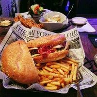 Das Foto wurde bei my stolz - the burger boss von Christian am 4/26/2013 aufgenommen