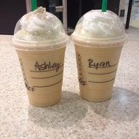 Photo taken at Starbucks by Ashley J. on 9/20/2013