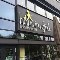 Photo taken at Hans im Glück - Burgergrill by Erhan T. on 5/13/2016