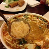 Photo taken at Pho Eden by Kelly C. on 3/29/2013