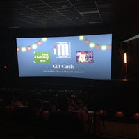 Photo taken at Marcus South Pointe Cinema by Jay W. on 12/21/2016