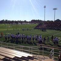 Photo taken at Seacrest Field by Jay W. on 9/19/2014