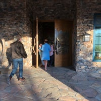 Photo taken at Wilderness Ridge - Lodge Restaurant by Jay W. on 3/9/2018