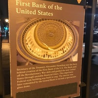 Photo taken at First Bank of the United States by Jay W. on 4/20/2017