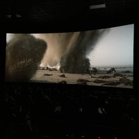 Photo taken at Marcus South Pointe Cinema by Jay W. on 1/2/2017