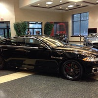 Photo taken at Imperial Motors Jaguar of Lake Bluff by Jay W. on 6/21/2014
