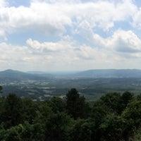 Photo taken at Pine Tree Overlook by Elvis on 6/7/2014