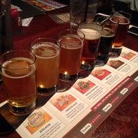Photo taken at Rock Bottom Restaurant & Brewery by Natasha H. on 10/6/2013