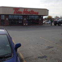 Photo taken at Tim Hortons by William S. on 10/15/2013