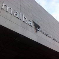 Photo taken at Museo de Arte Latinoamericano de Buenos Aires (MALBA) by Damian P. on 5/27/2013