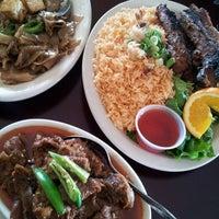 Photo taken at Thai Original BBQ by Susan M. on 5/11/2013