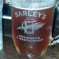Photo taken at Barley's Brewhaus by Mathew M. on 8/22/2013