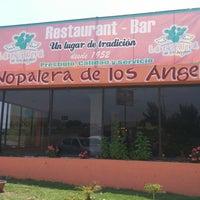 Foto tomada en La Nopalera de los Ángeles por Carolina C. el 5/5/2013