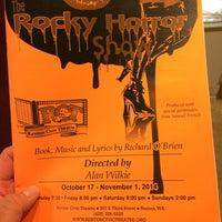 Photo taken at Renton Civic Theatre by Jason C. on 11/1/2014