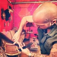 Photo taken at Hello Beautiful Salon by Yaubing L. on 7/11/2014