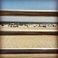 Photo taken at Long Beach Boardwalk by Yaubing L. on 7/7/2014
