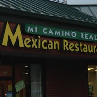 Photo taken at Mi Camino Real mexican Restaurant by Robert M. on 8/28/2013