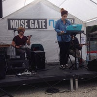Photo taken at Noisegate by Hanne D. on 9/6/2015