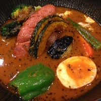 Photo taken at Soup Curry lavi エスタ(ESTA)店 by Henry C. on 12/29/2012