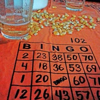 Photo taken at Meu Cantinho Picanharia Bingo by Mônica .. on 1/24/2015