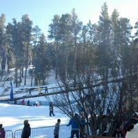 Photo taken at Ruidoso Winter Park by Coby P. on 1/5/2013