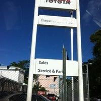Photo taken at Executive Motors Ltd. by Susanna M. on 8/14/2013