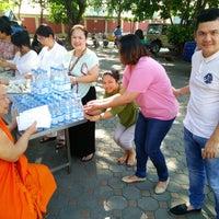 Photo taken at Wat Ton Pin by Dhammaintrend D. on 11/2/2014