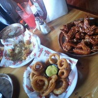Photo taken at Hooters by Jose B. on 5/7/2013