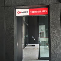 Photo taken at MUFG Bank by 流 香. on 8/12/2016