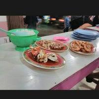 Photo taken at Pantai Timur Pangandaran by Irfansyah B. on 1/9/2016