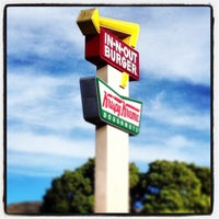Photo taken at In-N-Out Burger by Steve M. on 12/31/2012