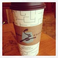 Photo taken at Caribou Coffee by Josie B. on 7/2/2013