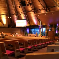 Photo taken at Christ Church of Oak Brook by Paul P. on 3/8/2015